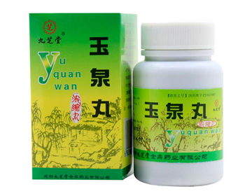 Yu Quan Wan for Diabetes from Yin Deficiency